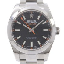 Rolex Milgauss 40mm Black
