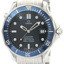 Omega Seamaster Diver 300 M Steel 41mm Blue