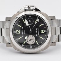 Panerai Luminor GMT Automatic PAM 00161 2005 pre-owned