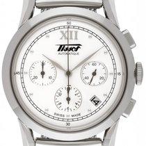 Tissot Steel 39.5mm Automatic T66.1.782.33 new
