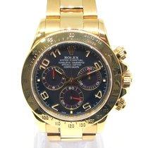 Rolex 116528 Oro amarillo 2009 Daytona 40mm usados España, Marbella