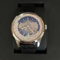 Jaeger-LeCoultre Geophysic Universal Time pre-owned 41.6mm Blue