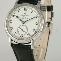 Chronoswiss Orea Steel 36mm White Arabic numerals