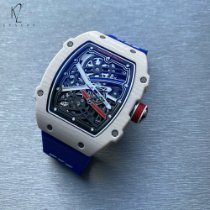 Richard Mille RM67-02 Carbon RM 67 38.7mm new