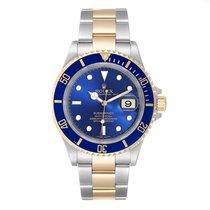 Rolex Submariner Date 16613 2008 gebraucht