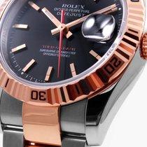 勞力士 (Rolex) Rolex 18K RG/SS Datejust Turn-O-Graph 116261