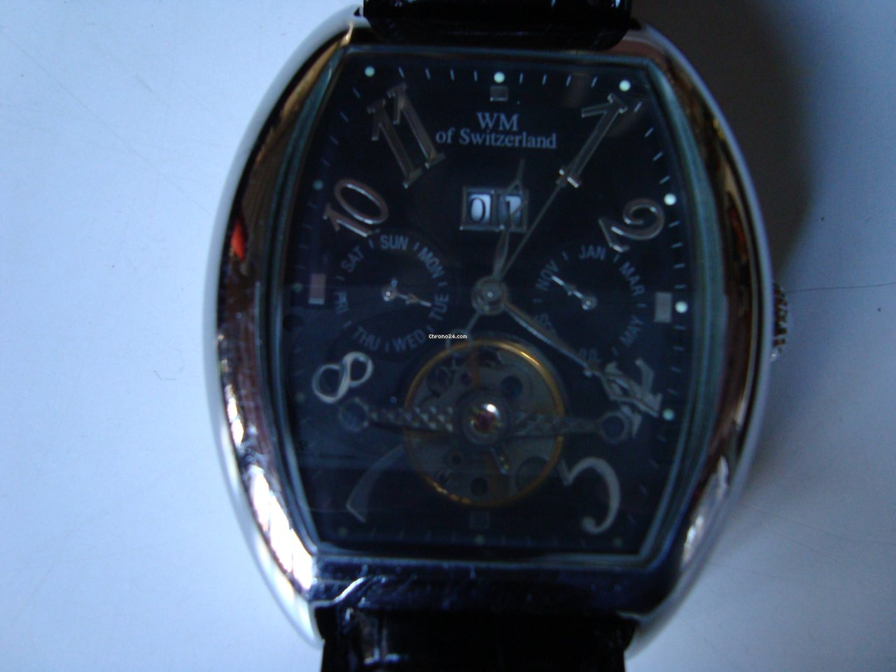 c70c4f7e1bd WM OF SWITZERLAND Tonneau TS Style for  298 for sale from a Trusted Seller  on Chrono24