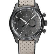Zenith 24.2040.400/27.R797 Aluminum 2020 El Primero Chronomaster 42mm new