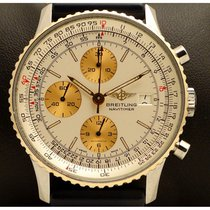 Breitling | Old Navitimer Chronograph Steel/Gold, made 1994,...