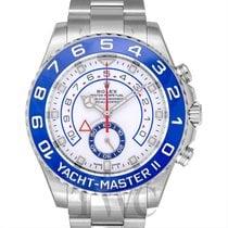 Rolex Yacht-Master II 116680 Novo Zeljezo 44mm Automatika
