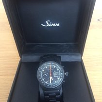 Sinn 144 Steel 41mm Black