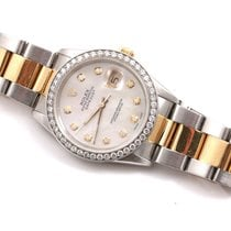 Rolex 16203 Gold/Steel Datejust (Submodel) 36mm