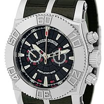 """Roger Dubuis """"Easy Diver Chronograph Carbon"""""""