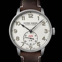 Ulysse Nardin Marine Torpilleur 1183-320LE/60 2020 neu