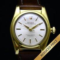Rolex Ovetto BubbleBack  Gold Plated 2940