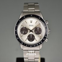 Rolex Daytona 6264 - Mega Rare - Brown Subdials - Incredible
