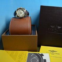 Breitling Chronomat 44 B01 18kt Rose Gold / Stahl von 2018,...