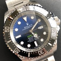 Rolex Sea-Dweller Deepsea 116660 D-Blue James Cameron Box Papers