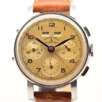 Election Steel 34mm Manual winding pre-owned