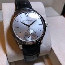 H.Moser & Cie. 38.8mm Manual winding 2014 pre-owned Endeavour Silver