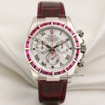 Rolex 116589-SALV Witgoud Daytona 40mm