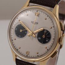 Heuer Yellow gold Manual winding 36mm pre-owned