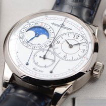 Jaeger-LeCoultre Duomètre White gold United States of America, Texas, Houston