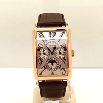 Franck Muller Master Banker pre-owned Rose gold