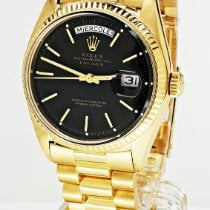 Rolex Day-Date Black Dial