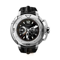 Clerc Hydroscaph L.E. Central Chronograph CHY-157 new
