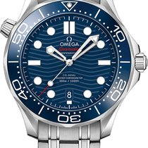 Omega Seamaster Diver 300 M nieuw 42mm Staal
