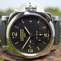 Panerai Chronometer 44mm Automatik neu Schwarz