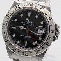 Rolex Explorer II Steel 40mm