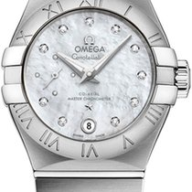 Omega Constellation Petite Seconde 127.10.27.20.55.001 2020 nieuw