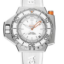 Omega Seamaster PloProf new Automatic Watch with original box and original papers 224.32.55.21.04.001