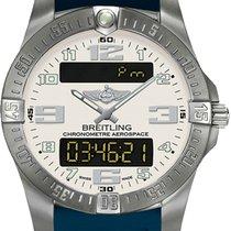 Breitling Aerospace EVO Titanium 43mm Silver Arabic numerals United States of America, California, Moorpark