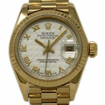 Rolex Gult guld 26mm Automatisk 6917 brugt