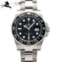 Rolex GMT-Master II Steel 40mm Black