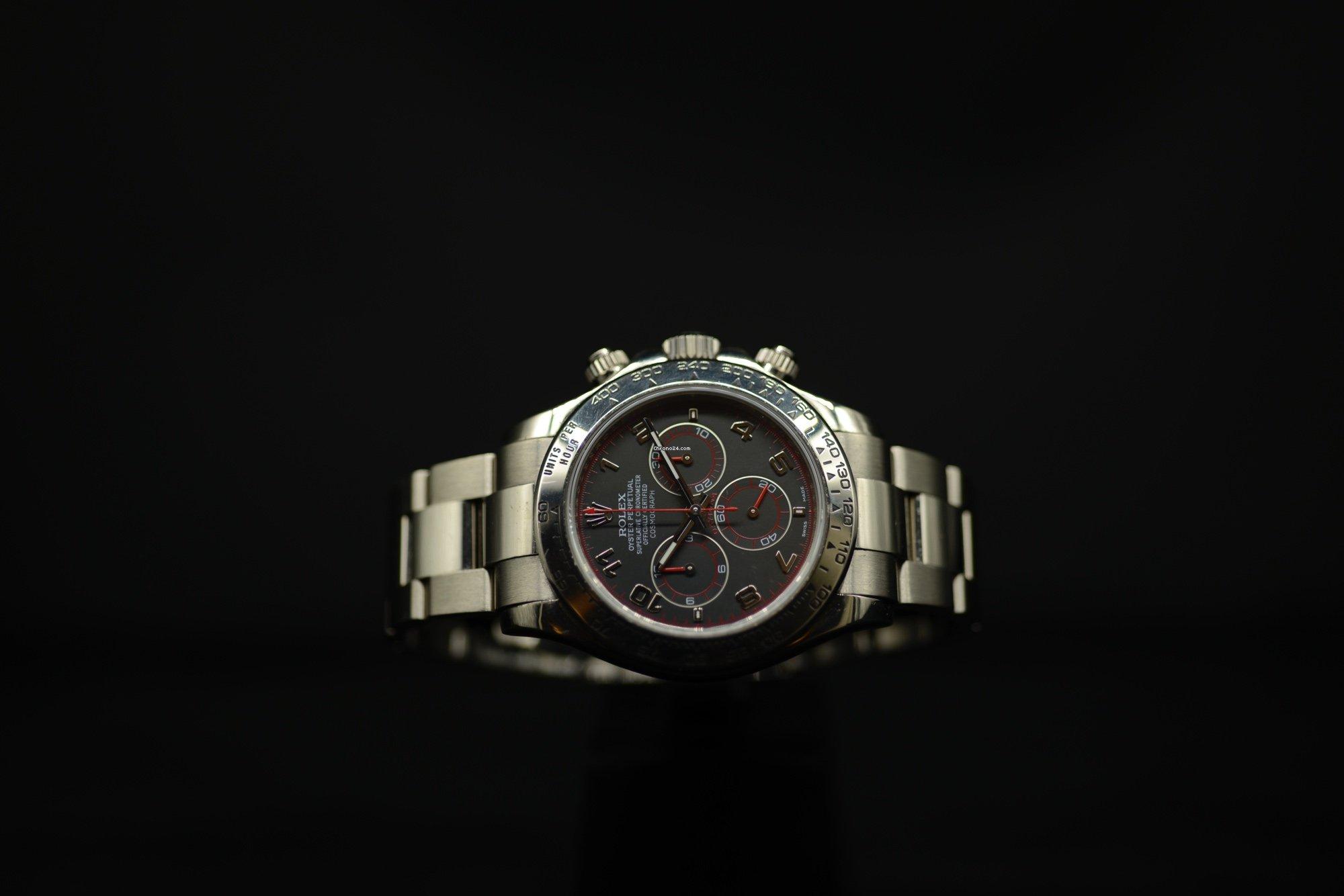 negozio online 5d075 80f88 Rolex Daytona 116509 oro bianco for $27,347 for sale from a ...
