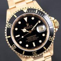 Rolex Κίτρινο χρυσό 40,00mm Αυτόματη 16618 μεταχειρισμένο