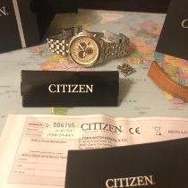 Citizen Zeljezo 45mm Kvarc AS4020-44B rabljen