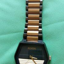 Nixon Steel 47mm Quartz pre-owned