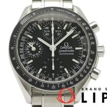 Omega 3520-50 Steel Speedmaster Day Date 38mm pre-owned