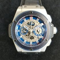 Hublot King Power Titanium 48mm Transparent United States of America, Texas, Dallas