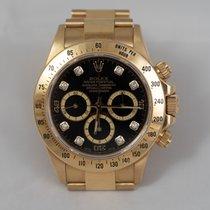 Rolex 116528 Gelbgold 1991 Daytona 40mm gebraucht