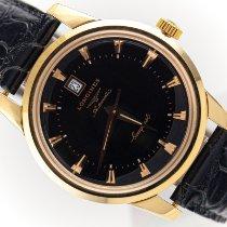 Longines Conquest Heritage Rose gold 40mm Black