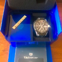TAG Heuer Titan Kvarc Crn 46mm rabljen Connected