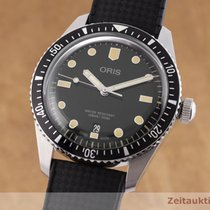 Oris Divers Sixty Five 017337707, 4055 2017 rabljen