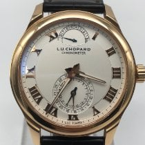 Chopard Rose gold 43mm Manual winding 161926-5001 pre-owned