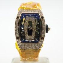 Richard Mille RM 07 Ruzicasto zlato